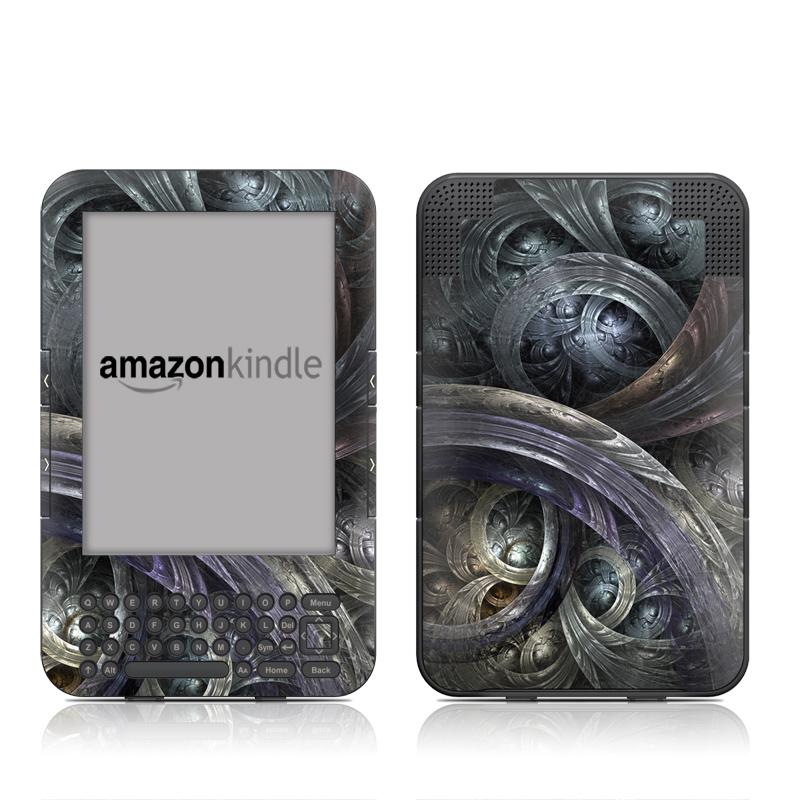 Infinity Amazon Kindle Keyboard Skin