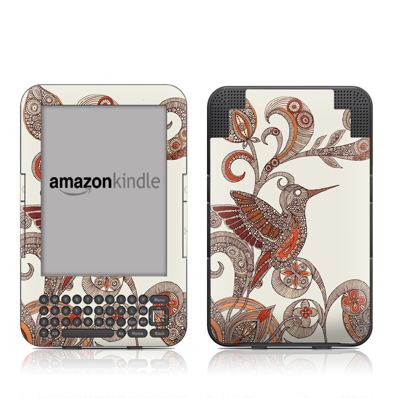 You Inspire Me Amazon Kindle Keyboard Skin