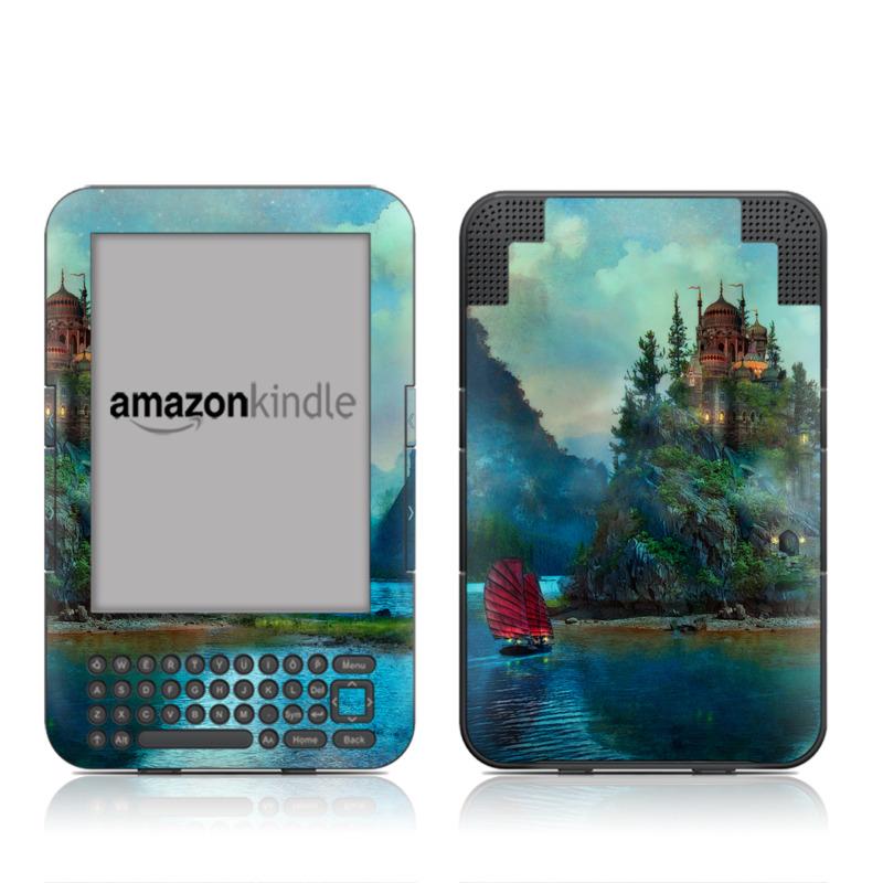 Journey's End Amazon Kindle Keyboard Skin