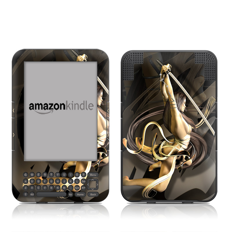 Josei 6 Amazon Kindle 3 Skin