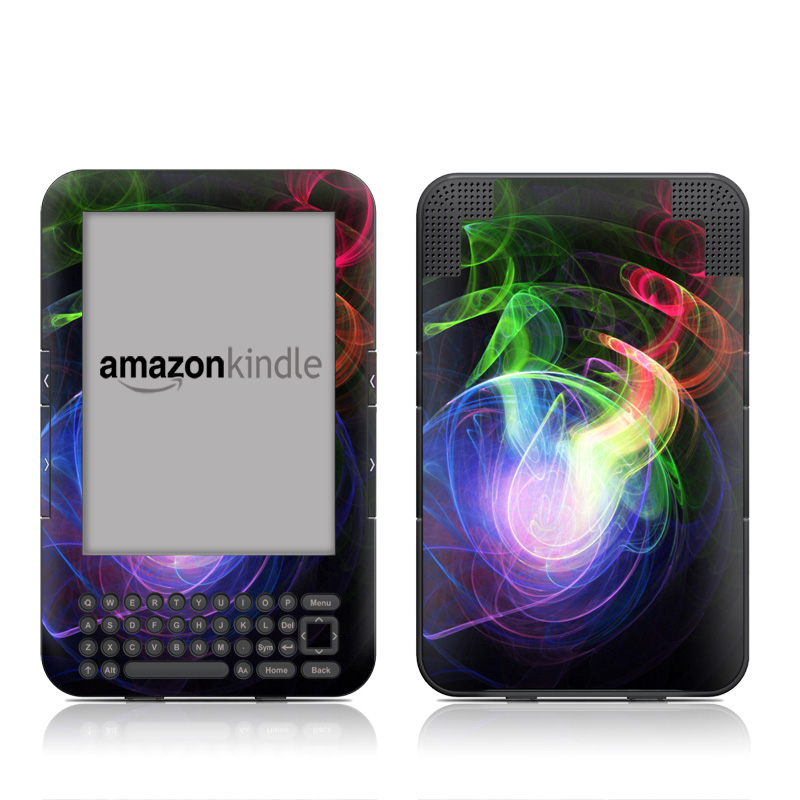 Match Head Amazon Kindle 3 Skin