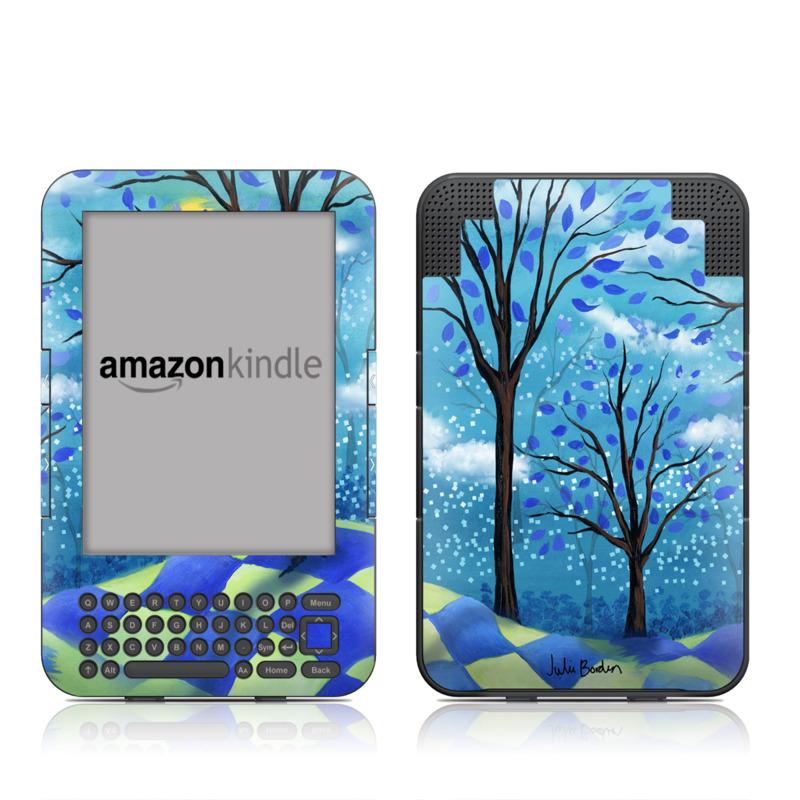 Moon Dance Magic Amazon Kindle Keyboard Skin