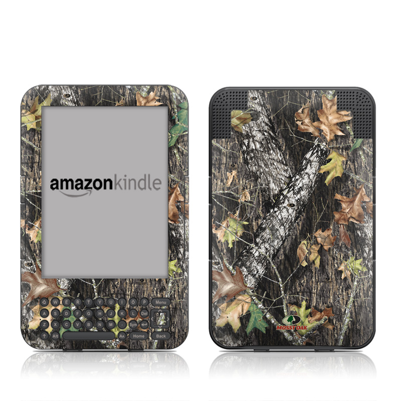 Break-Up Amazon Kindle Keyboard Skin