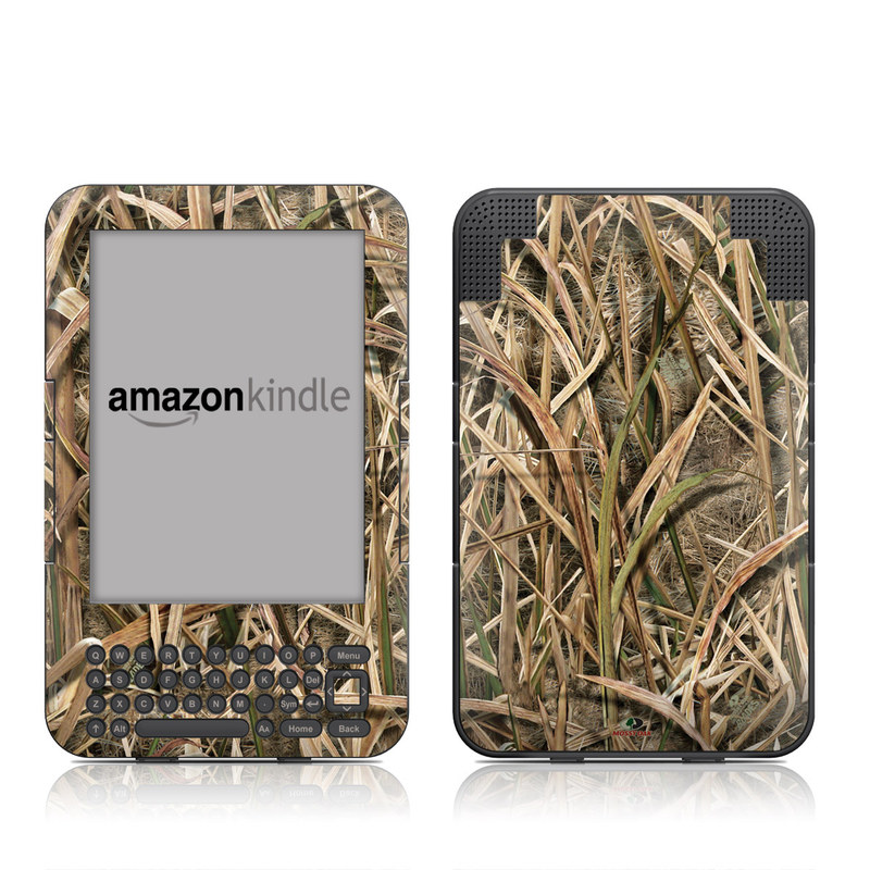 Shadow Grass Blades Amazon Kindle Keyboard Skin