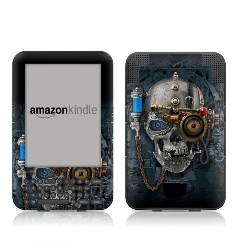 Necronaut Amazon Kindle Keyboard Skin