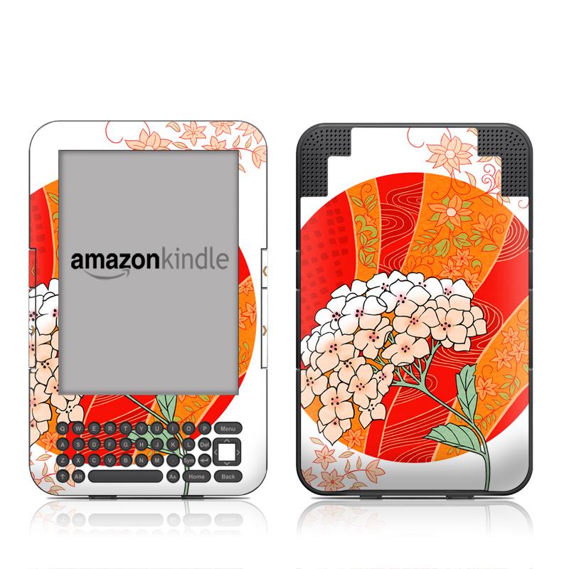 Oriental Daydreams Amazon Kindle 3 Skin