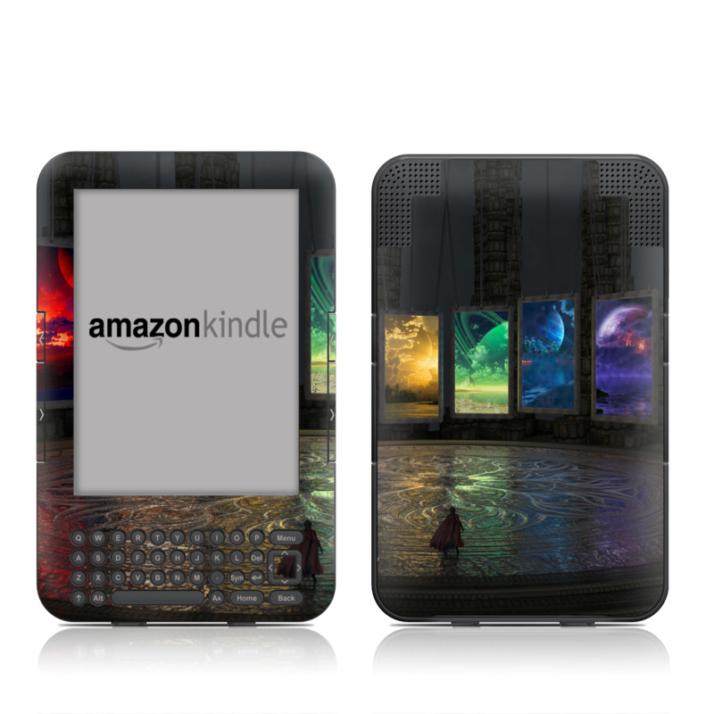 Portals Amazon Kindle 3 Skin