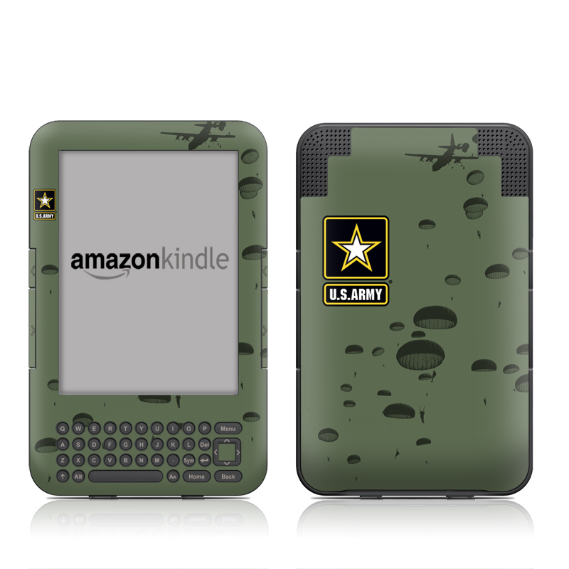 Pull The Lanyard Amazon Kindle Keyboard Skin