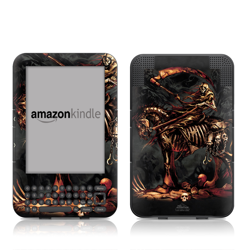 Scythe Amazon Kindle Keyboard Skin