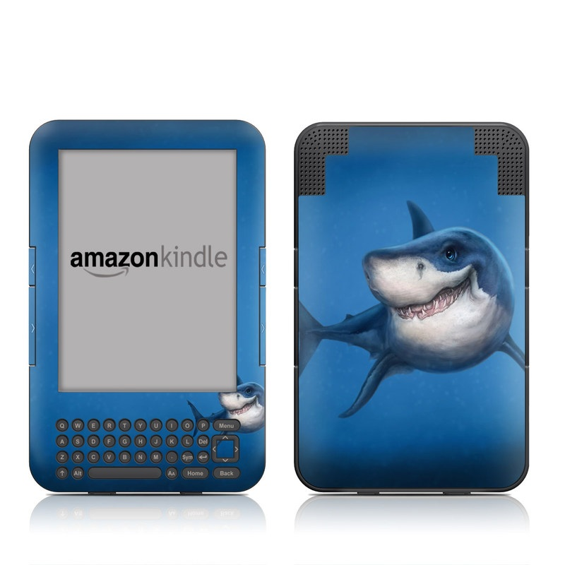 Shark Totem Amazon Kindle Keyboard Skin