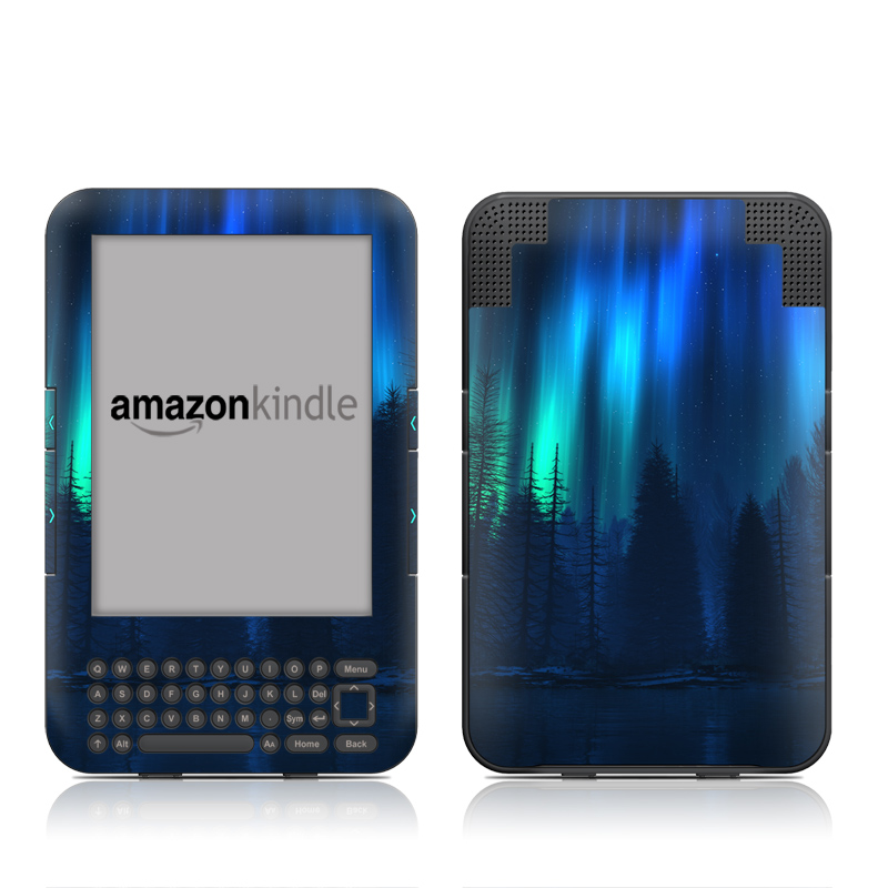 Song of the Sky Amazon Kindle Keyboard Skin