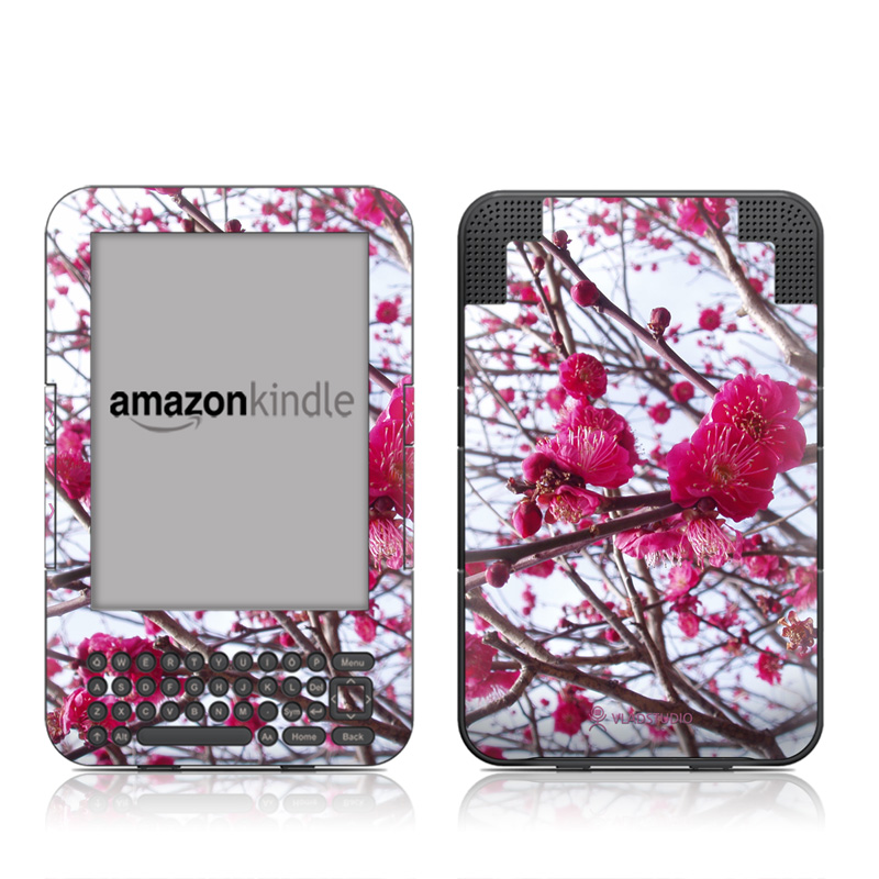 Spring In Japan Amazon Kindle Keyboard Skin