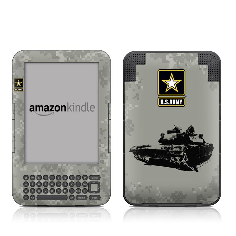 Tank Tuff Amazon Kindle 3 Skin