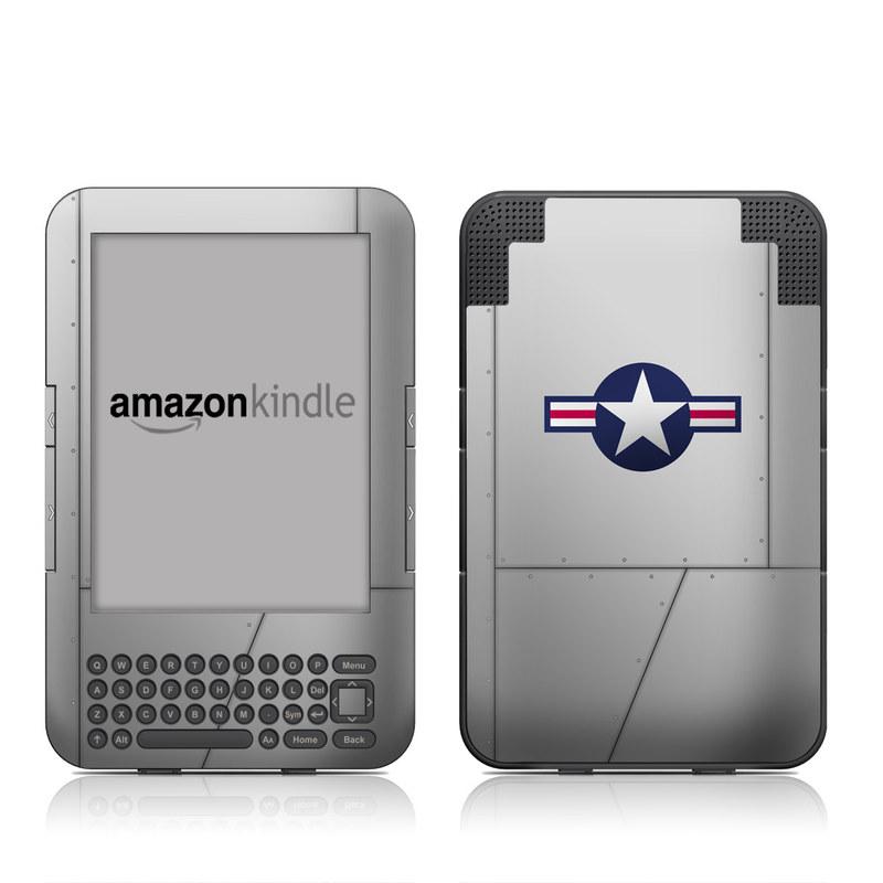Wing Amazon Kindle Keyboard Skin