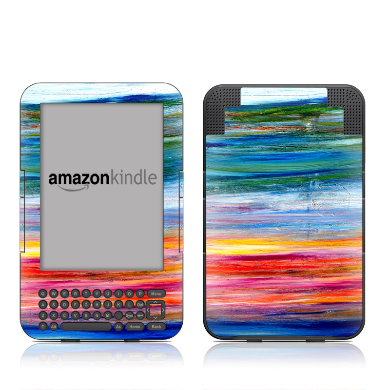 Waterfall Amazon Kindle Keyboard Skin