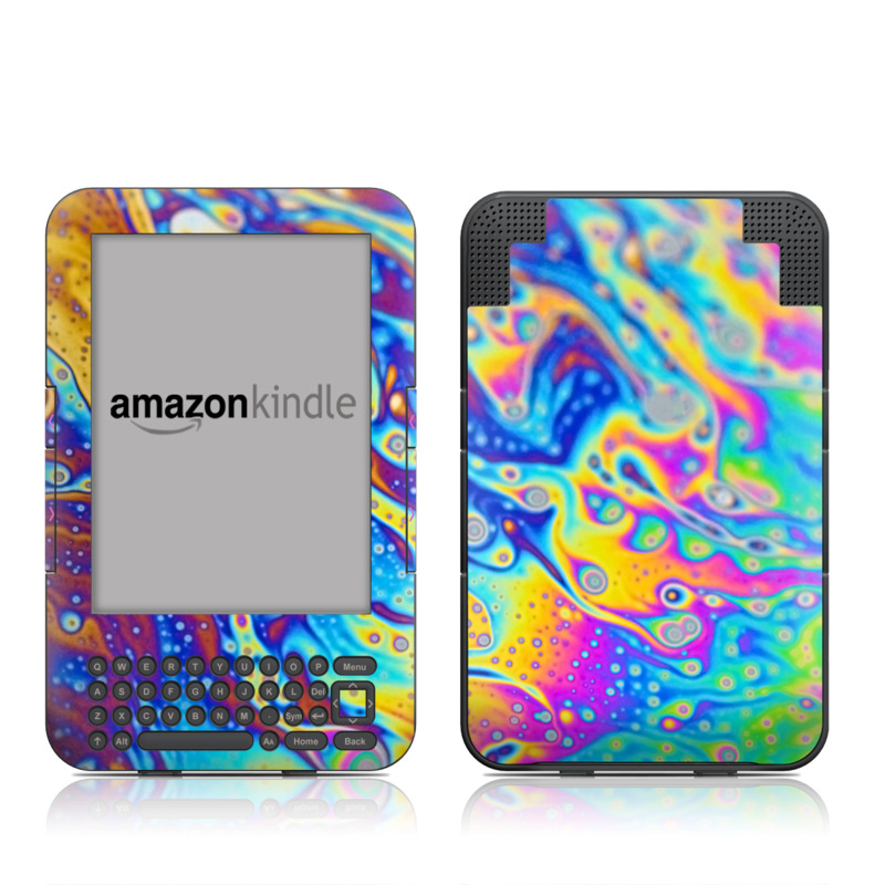 World of Soap Amazon Kindle Keyboard Skin