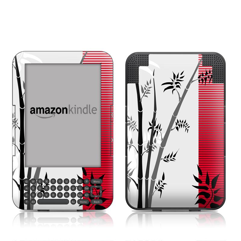 Zen Amazon Kindle 3 Skin