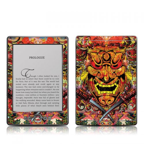 Asian Crest Amazon Kindle 4 Skin