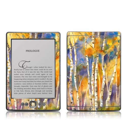 Aspens Amazon Kindle 4 Skin