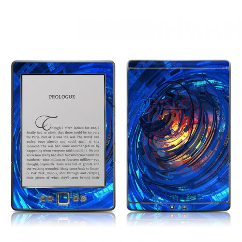 Clockwork Amazon Kindle 4 Skin