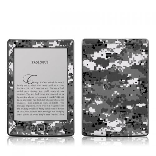 Digital Urban Camo Amazon Kindle 4 Skin