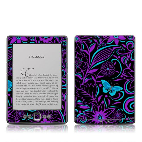 Fascinating Surprise Amazon Kindle 4 Skin