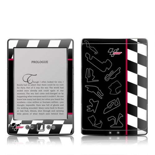 Finish Line Group Amazon Kindle 4 Skin