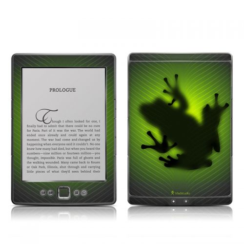 Frog Amazon Kindle 4 Skin