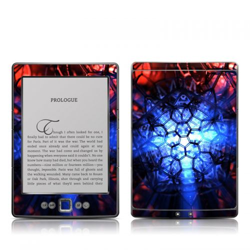Geomancy Amazon Kindle 4 Skin