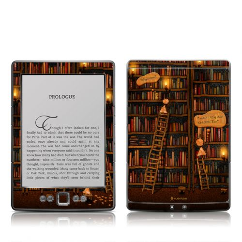 Google Data Center Amazon Kindle 4 Skin