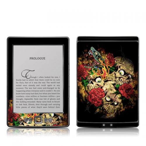 Gothic Tattoo Amazon Kindle 4 Skin