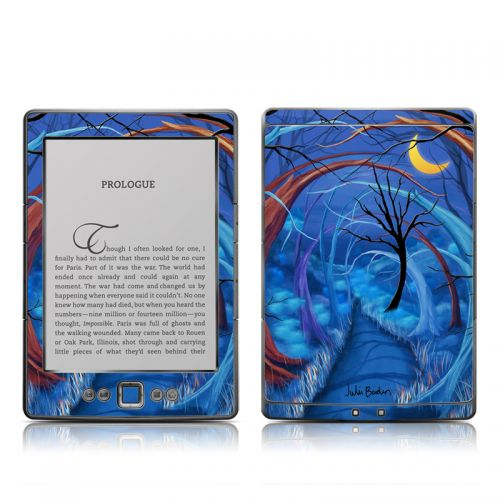 Ichabods Forest  Amazon Kindle 4 Skin