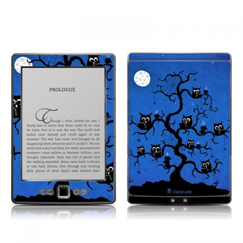 Internet Cafe Amazon Kindle 4 Skin