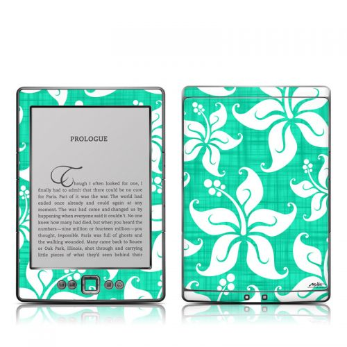 Mea Aloha Amazon Kindle 4 Skin