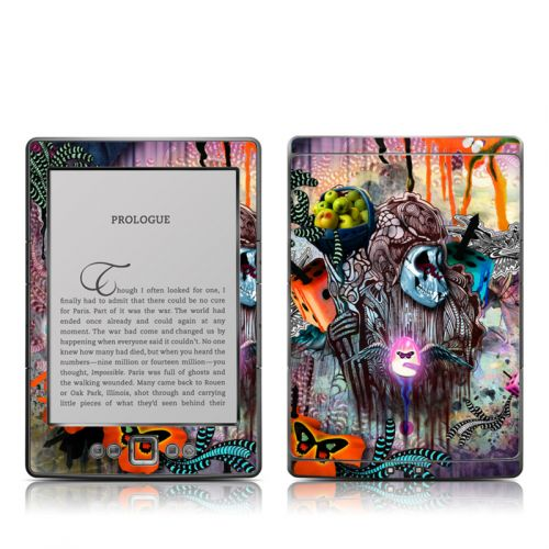 The Monk Amazon Kindle 4 Skin