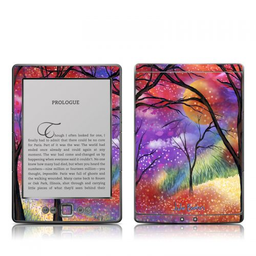 Moon Meadow Amazon Kindle 4 Skin