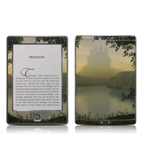 Once Upon A Time Amazon Kindle 4 Skin
