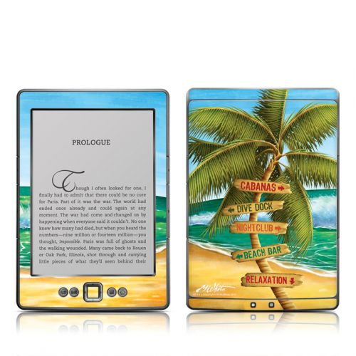 Palm Signs Amazon Kindle 4 Skin