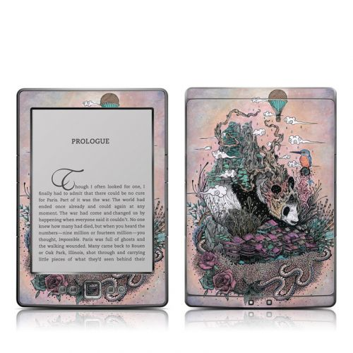 Sleeping Giant Amazon Kindle 4 Skin