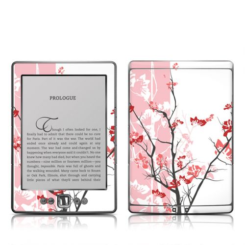 Pink Tranquility Amazon Kindle 4 Skin
