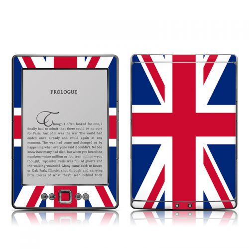 Union Jack Amazon Kindle 4 Skin