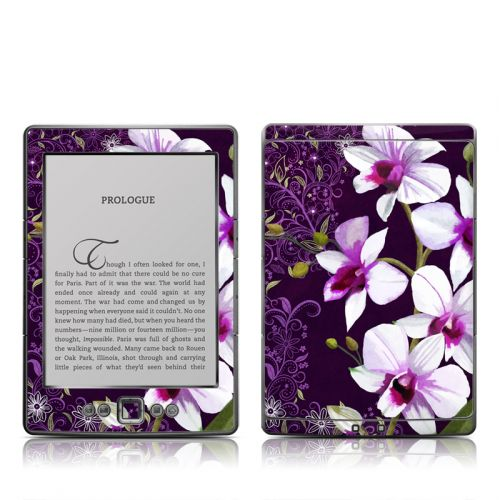 Violet Worlds Amazon Kindle 4 Skin