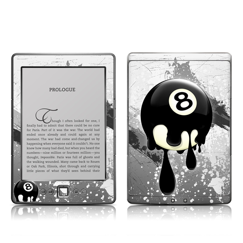 8Ball Amazon Kindle 4 Skin