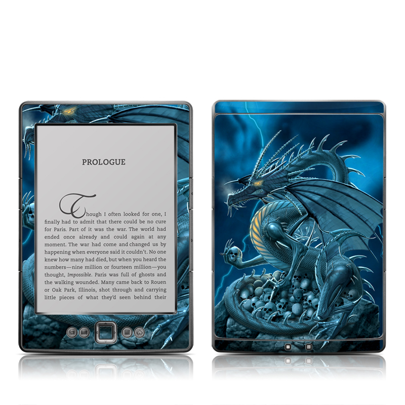 Abolisher Amazon Kindle 4 Skin