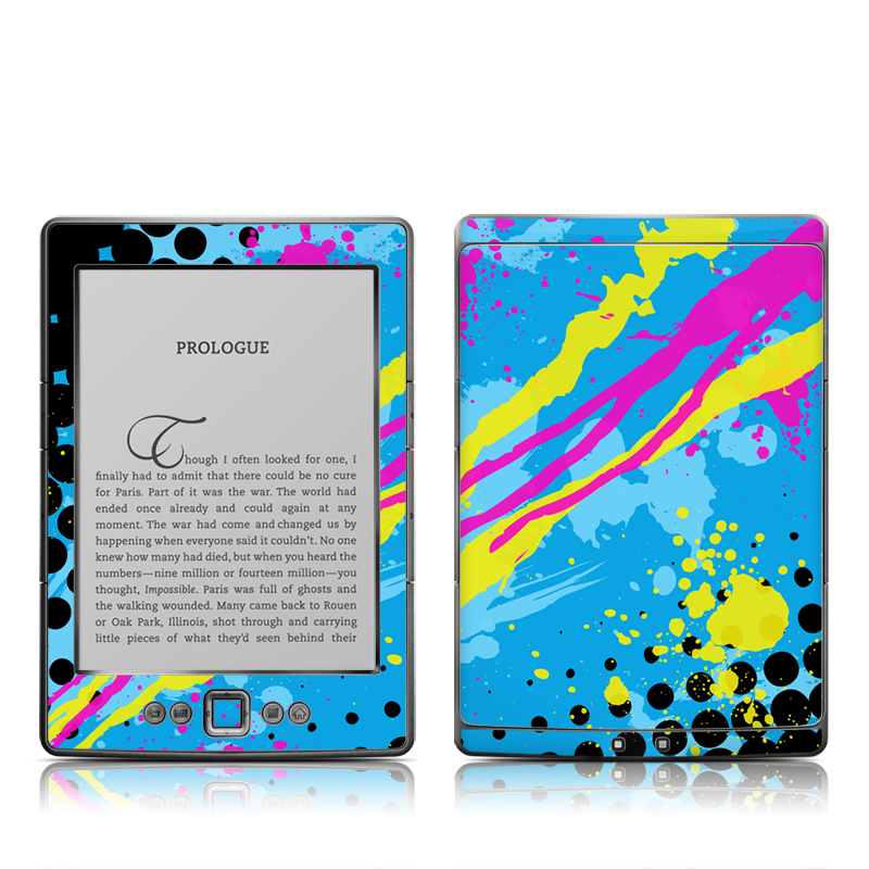 Acid Amazon Kindle 4 Skin