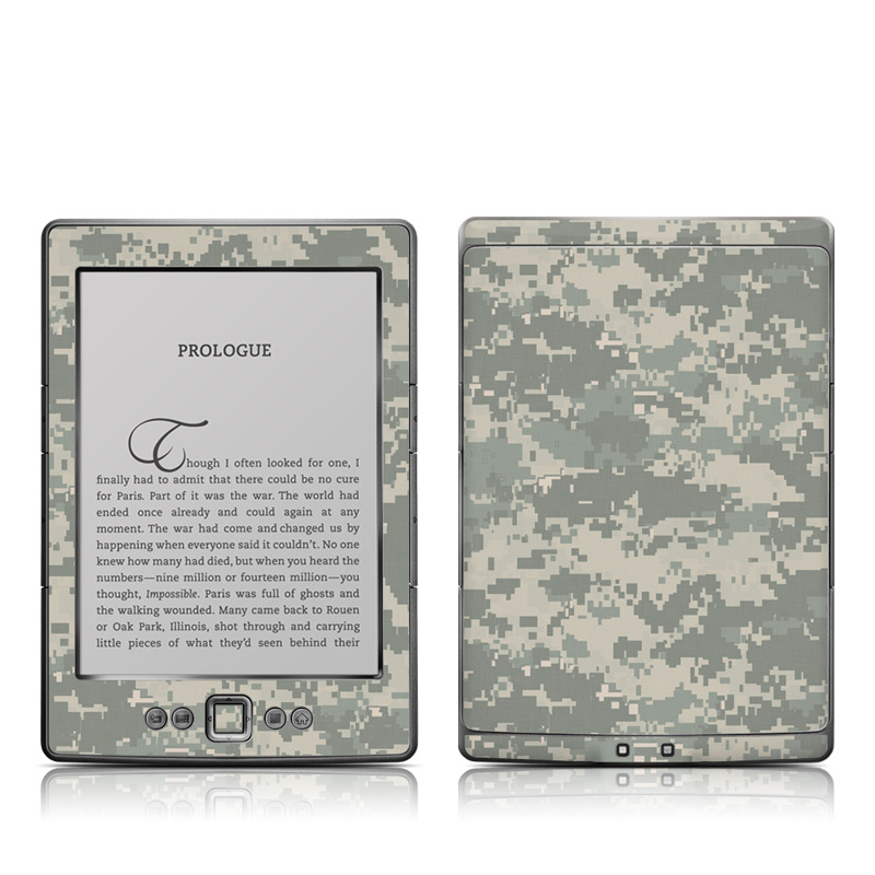ACU Camo Amazon Kindle 4 Skin