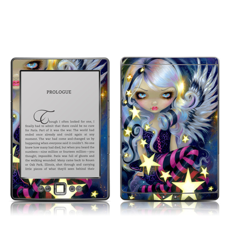 Angel Starlight Amazon Kindle 4 Skin