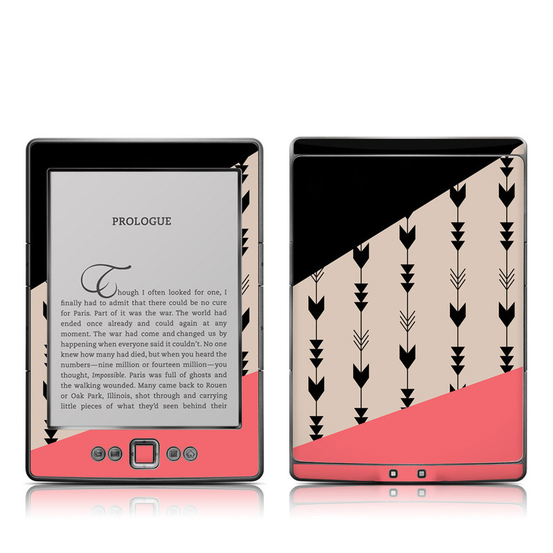 Arrows Amazon Kindle 4 Skin