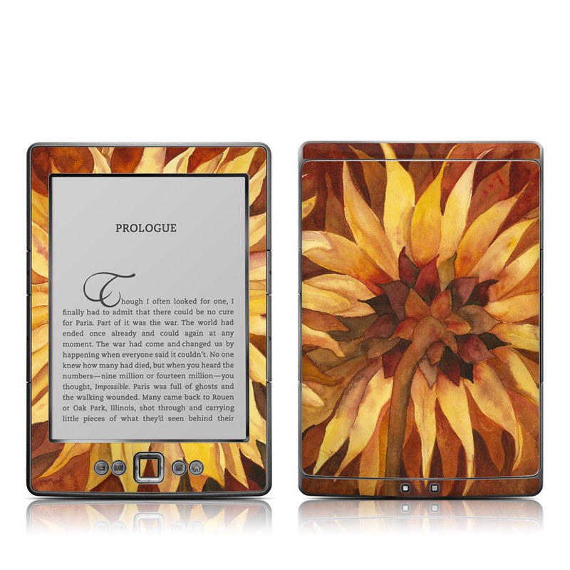 Autumn Beauty Amazon Kindle 4 Skin