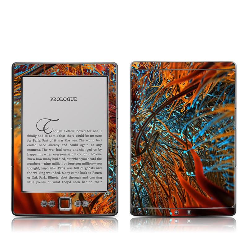 Axonal Amazon Kindle 4 Skin